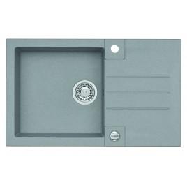 ALVEUS ROCK 130 kuchyňský dřez 780x480 mm, beton 1203081