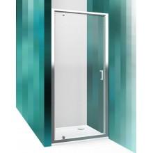 ROLTECHNIK Sprchové dveře jednokřídlé pro instalaci do niky LLDO1/800 brillant/transparent 551-8000000-00-02