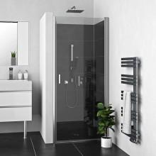 ROLTECHNIK Sprchové dveře jednokřídlé LZCO1/1000 brillant/transparent 227-1000000-00-02