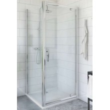 ROLTECHNIK Boční stěna PXBN/900 brillant/transparent 527-9000000-00-02