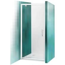 ROLTECHNIK Sprchové dveře jednokřídlé PXDO1N/900 brillant/transparent 525-9000000-00-02