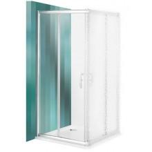 ROLTECHNIK Sprchové dveře posuvné PXS2L/800 brillant/transparent 537-8000000-00-02