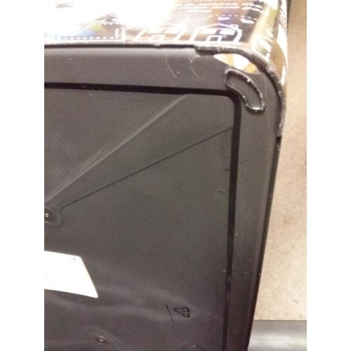 VÝPRODEJ CURVER úložný box DECO - L- TYPOGRAPHY, 39,5x29,5x25 cm, černá, 04711-H12-05 PRASKLÝ