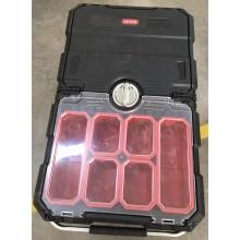 VÝPRODEJ KETER MASTERLOADER kufr na nářadí 62x38x42cm černý 17191709 POŠKOZENÝ