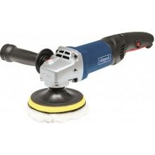 SCHEPPACH PM600 - elektrická leštička 125 mm 5903901901