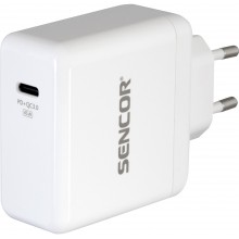 SENCOR SCH 670 PD Nabíječka 45W USB C 30017106