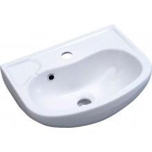 AQUALINE SMALL keramické umývátko 45x35cm, 10TP71045