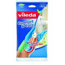 VILEDA Rukavice Comfort & Care S 105385
