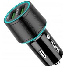 YENKEE YAC 2136 USB Autonabíječka QC 3.0 30017862