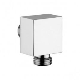 PAFFONI LEVEL kolínko pro připojení sprchy, chrom ZACC238CR