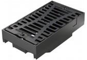 ACO Combipoint PP - mříž pultová 300x524mm, C250, H100, litina 89111