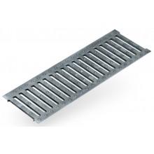 ACO Drain N100 - A15 rošt můstkový 1,0 m, pozinkovaný 06303