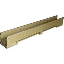 ACO Drain N100-10 žlab 1,0 m, H=17,5/18 cm, se spádem dna 0,5% 405110