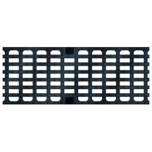 ACO Drainlock V/X150 - C250, rošt mřížkový s podélnými pruty 0,5 m, litina 13073