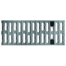 ACO Drainlock V/X100 - B125, rošt můstkový 0,5 m, plastový šedý 132267