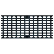 ACO Drainlock V/X200 - C250, rošt mřížkový s podélnými pruty 0,5 m, litina 13473