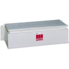 ACO Allround Nástavný prvek světlíku hloubky 400mm, 1250 x 320 x 400mm 35920