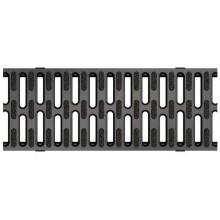 ACO Self rošt 1 m můstkový plastový černý (s Microgrip) 319250
