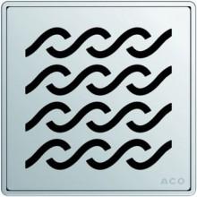 ACO ShowerPoint rošt 140 x 140 mm, bez aretace, Hawaii 5141.20.29