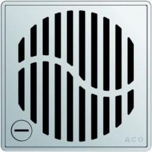 ACO ShowerPoint rošt 140 x 140 mm, s aretací, Wave 5141.21.28