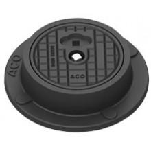 ACO Stormbrixx Litinový poklop Fix LW160, bez odvětrání, D400 314044