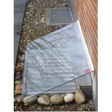 ACO Allround Kryt z bezpečnostního skla, 480 x 1220 mm 35593