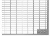 ACO Allround Rošt 400 x 200mm mřížkový - oka 30/10mm 35582