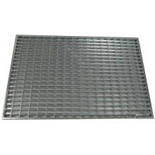 ACO Vario krycí rošt 60 x 40 cm pozinkovaná mřížka (9/31 mm) 01207