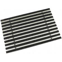 ACO rohožka s plstěnou výplní 60 x 40cm, antracit hliníkové profily 01210