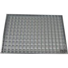 ACO Vario krycí rošt 60x40 cm pozinkovaná mřížka s oky (30/30mm) 82403