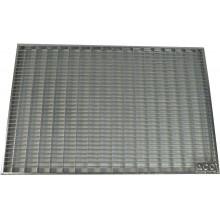 ACO Vario krycí rošt 60x40 cm pozinkovaná mřížka s oky (30/10mm) 82409