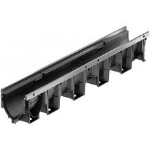 ACO XtraDrain X150S Odvodňovací žlab 1 m bez spádu dna, H=21 cm, pozink. hrana 11111