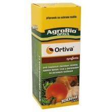 AgroBio ORTIVA proti houbovým chorobám, 100 ml 003090