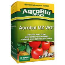 AgroBio ACROBAT MZ WG proti plísni, 5x100 g 003204
