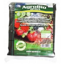 AgroBio tkaná textilie 100 g/m2 1,6x10 m, zelená