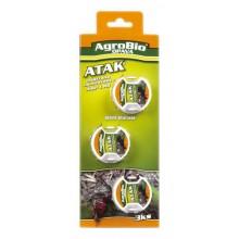 AgroBio ATAK AMP Nástraha na mravence, 3 ks 002116