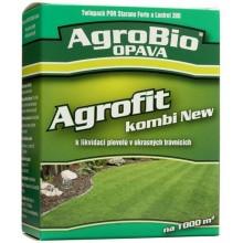 AgroBio AGROFIT kombi NEW proti plevelům v trávníku na 1000 m2