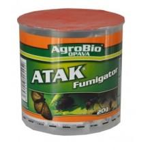 AgroBio ATAK Fumigator hubení hmyzu, 20 g 002085