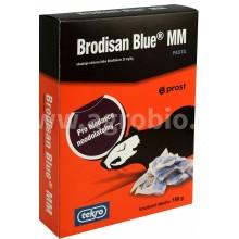 AgroBio BRODISAN Blue MM pasta hubení potkanů, 150 g 008065
