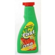 AgroBio FAST K Přípravek k hubení savého a žravého hmyzu, 250 ml náhradní náplň 001021