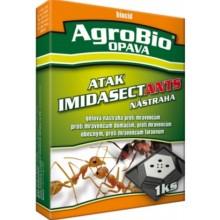 AgroBio ATAK Imidasect Ants nástraha proti mravencům,1 ks 002153