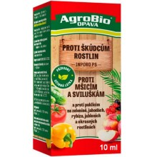 AgroBio INPORO PS Proti mšicím a sviluškám, koncentrát, 10ml 001173