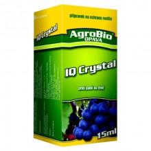AgroBio IQ-CRYSTAL 15 ml Postřikový fungicid k ochraně révy vinné 003057