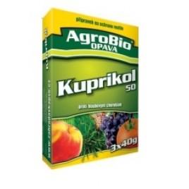 AgroBio KUPRIKOL 50 fungicid 3x40 g 003073