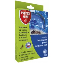 PROTECT Home nástraha proti mravencům domečky, 2 ks 002109