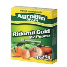 AgroBio RIDOMIL GOLD MZ PEPITE 4x25 g fungicid 003141