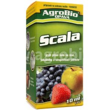 AgroBio SCALA proti strupovitosti jádrovin a plísni šedé, 10 ml 003266