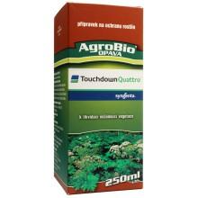 AgroBio TOUCHDOWN QUATTRO hubení plevelů, 250 ml herbicid 004065