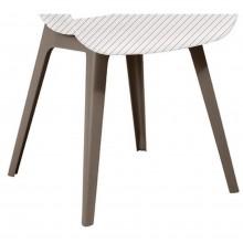 KETER AKOLA Nohy k židli 2/2, cappuccino 17206197