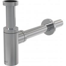ALCAPLAST sifon umyvadlový A400 32mm, DESIGN celokovový, chrom